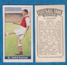 Arsenal Eddie Hapgood England